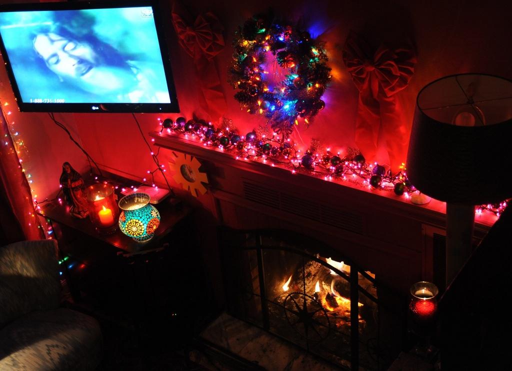 Television at Christmas