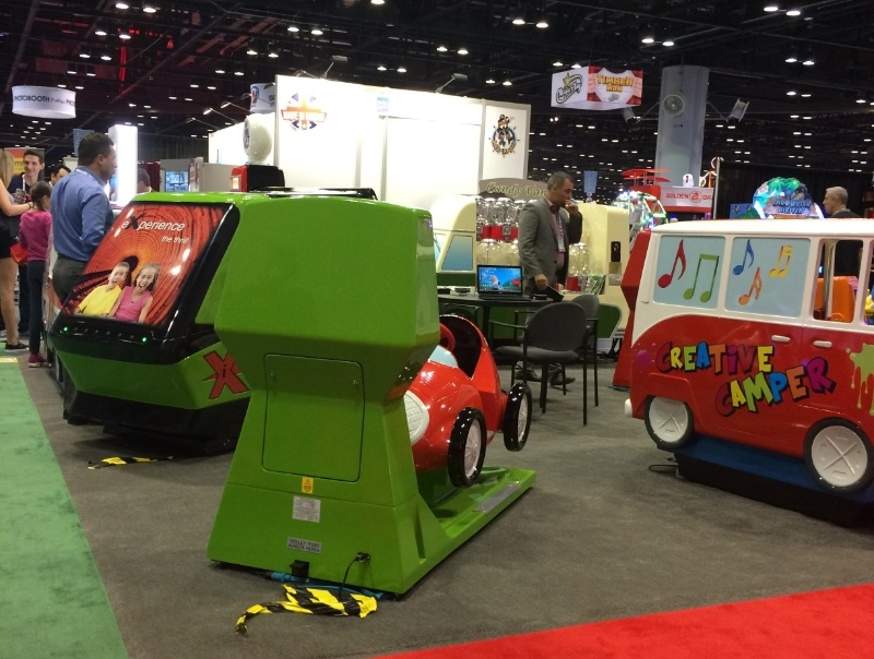 Jolly Roger IAAPA stand
