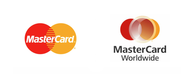 Mastercard rebranding fail