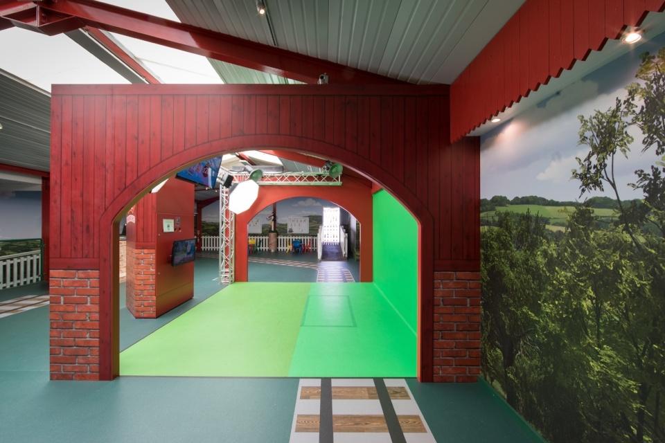Thomas Land Green Screen Experience