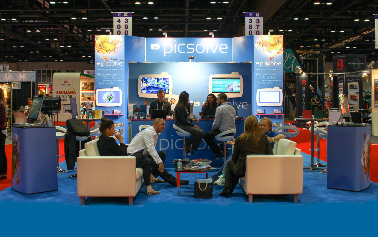 How to create an engaging exhibition stand design that delivers customers