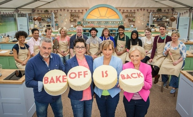 The Great British Brand Off - Great British Bake Off 2016 move from BBC to Channel 4