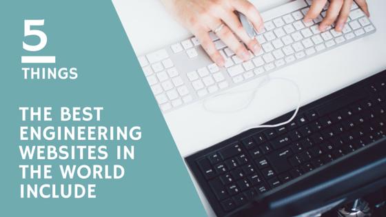 Best engineering websites in the world