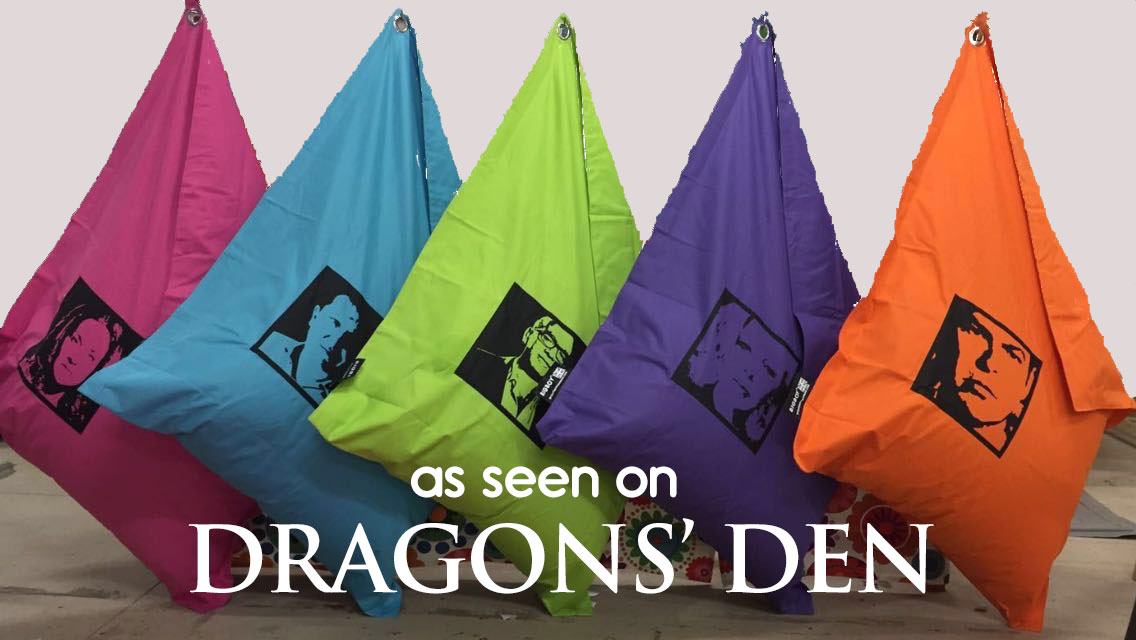 BigboyBeanbags as featured on Dragons' Den