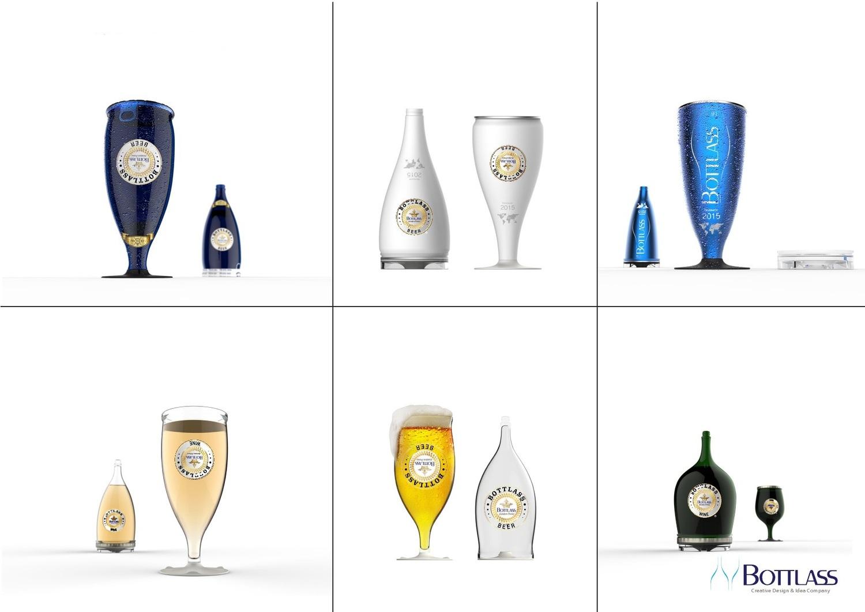 Botlass packaging