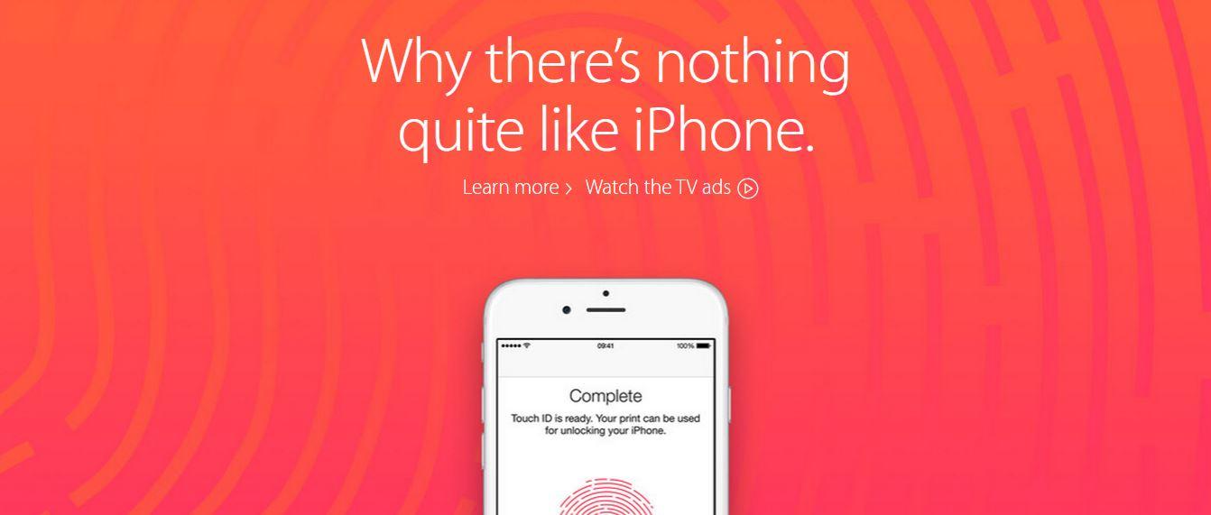 iPhone 6 brand strength